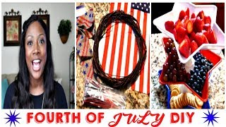 The 4th of July is upon us and I couldn't let it pass with out a DIY. I hope you enjoy it, and have a very safe and festive holiday weekend.Thanks For Watching!---MissFeMariePLEASE SUBSCRIBEI would LOVE to have you a part of the FeMarie familyLET'S SOCIALIZE!INSTAGRAM: @miss_femarieSNAPCHAT: @missfemarie3All business inquiries: feliciacole71@gmail.comChee Zee Beach - Latinesque by Kevin MacLeod is licensed under a Creative Commons Attribution license (https://creativecommons.org/licenses/by/4.0/)Source: http://incompetech.com/music/royalty-free/index.html?isrc=USUAN1100686Artist: http://incompetech.com/