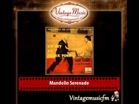 Norrie Paramor and His Orchestra – Mandolin Serenade