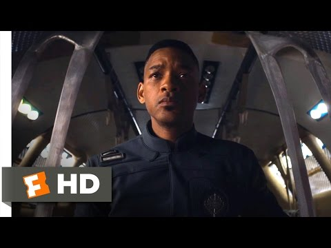 After Earth (2013) - The Asteroid Storm Scene (2/10) | Movieclips