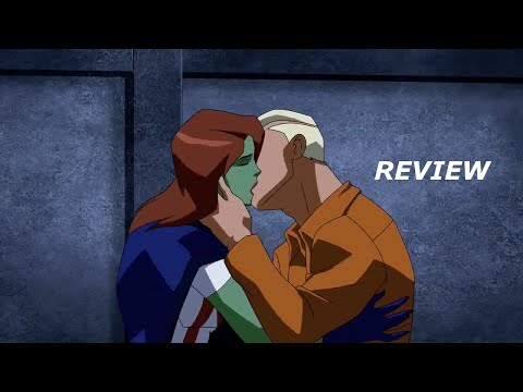 Young Justice Episodes 10 & 11 Review: Twincest...Just Kidding