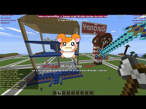 Minecraft - Đế chế mới của Ỷ Mộng =))