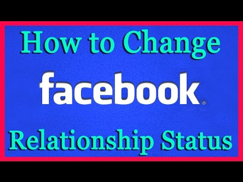 How Do I Change My Relationship Status on Facebook Mobile