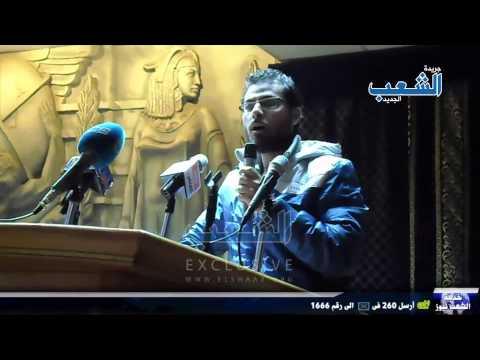 """زيزو عبده: """"عام كامل يمر على قانون البلطجة وسط اعتقال شباب الثورة"""""""