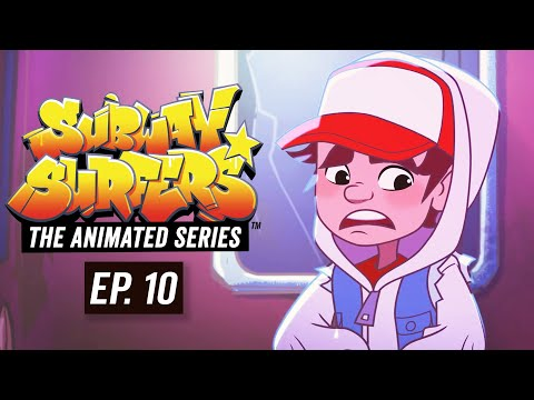 Subway Surfers The Animated Series - Episode 10 - Intruders