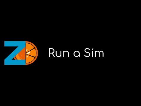 Run a Sim