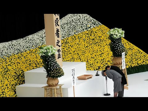 Japan: »Tiefe Reue« des Kaisers - Ministerpräsident A ...