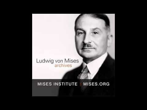 Ludwig von Mises - Money playlist: http://vforvoluntary.com/i.php?t=econ&p=articles_and_videos&c=money Buy 'The Theory of Money & Credit | by Ludwig von Mises': http://www.amaz...