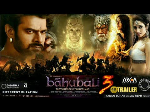 Bahubali 3 The Traitorous Maheshmati Fan Made Official Trailer