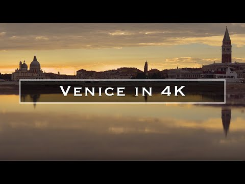See Venice's Stunning Beauty From Above