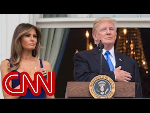 First lady Melania to talk cyberbullying despite Trump's Twitter habits