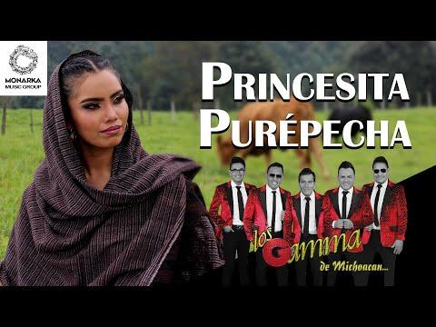 Los Gamma De Michoacan - Princesita Purépecha Videoclip Oficial
