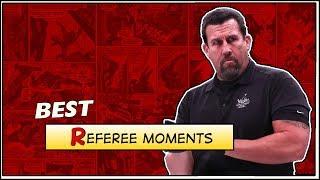Video Best Referee Moments in MMA MP3, 3GP, MP4, WEBM, AVI, FLV Juni 2019