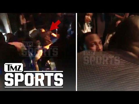 VIDEO of the alleged bar fight involving Lesean McCoy.