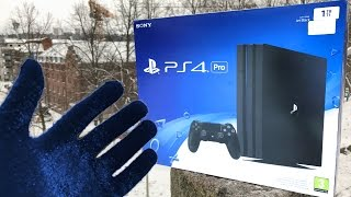 PS4 Pro Unboxing + Gameplay (Call of Duty: Infinite Warfare Zombies)