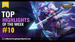 Nonton Mobile Legends Bang Bang Top Highlights Of The Week  10 Film Subtitle Indonesia Streaming Movie Download
