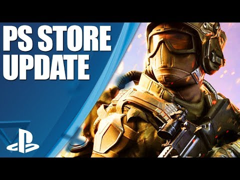 PlayStation Store Highlights - 19th September 2018