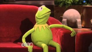 Video Ellen Meets Kermit! MP3, 3GP, MP4, WEBM, AVI, FLV Juni 2018