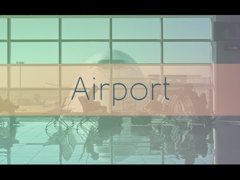 English Story For Children - Will's experience at the airport - Thời lượng: 88 giây.