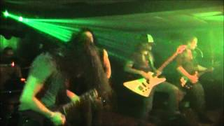 White Wizzard - Iron Goddess Of Vengeance (live 8-19-12)HD