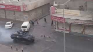 Sitrah Bahrain  city images : Street war in Bahrain - Sitra Island - January 9, 2015