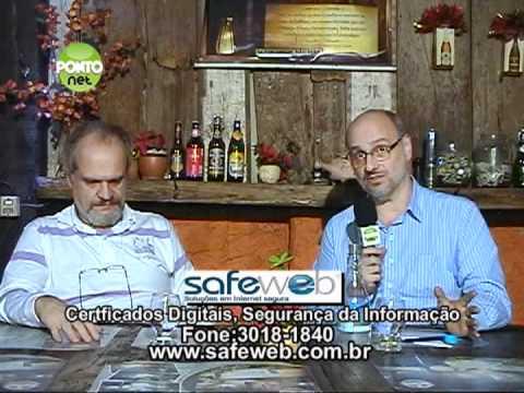 Ricardo Orlandini entrevista Fernando Brandão, proprietário do Box21 Bar e Restaurante.