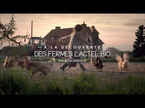lactel - Depuis plus de 20 ans, Lactel Bio accompagne ses producteurs bio au quotidien pour offrir un lait issu de l'Agriculture Biologique, respectueux de l'environn...