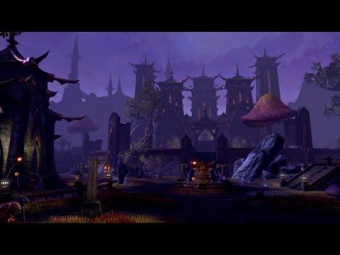 Elder Scrolls Online Gameplay and Introduction Trailer Released