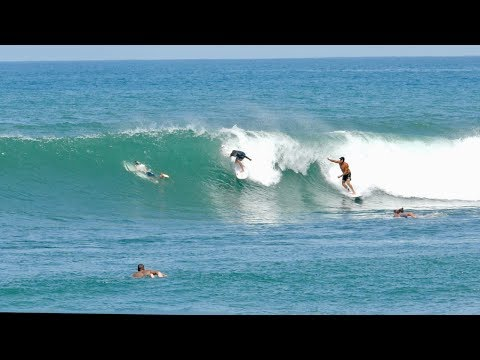 Canggu's best reef break??? - Bali Surfing