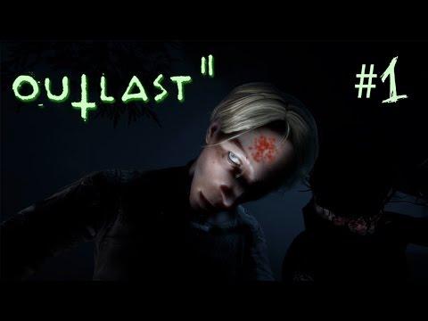 It Begins | Outlast 2 #1 (видео)