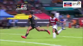 20 Ogos: Ragbi 7s - Separuh Akhir Malaysia 75 - 0 Indonesia SUBSCRIBE YouTube Astro Arena (youtube.com/AstroArena)...