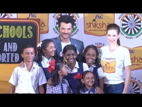 Anil Kapoor & Kalki Koechlin Spread Smiles At Joy
