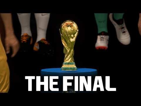 FIFA 18 World Cup Gameplay Walkthrough Part 5 - FINAL (ENGLAND)