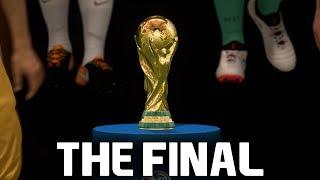 FIFA 18 World Cup Gameplay Walkthrough Part 5 - FINAL (ENGLAND)