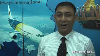 Myanmar Airways - Interview With Country Manager Thailand And Cambodia