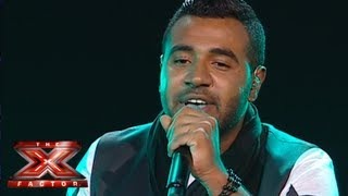 المنتصر بالله - الفرصة الأخيرة - العروض المباشرة الأسبوع 4 - The X Factor 2013