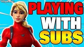 🔴PRO XBOX PLAYER (W/ SUBS!) Fortnite Live Stream Xbox one