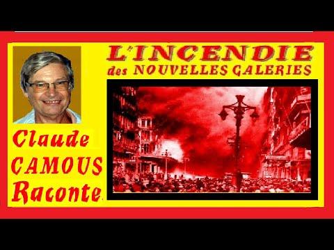 L'Incendie des Nouvelles Galeries :