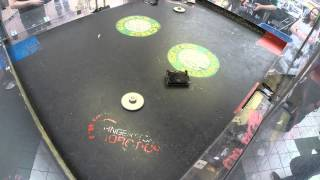 Kilobots 28 - Ant Weight Rumble