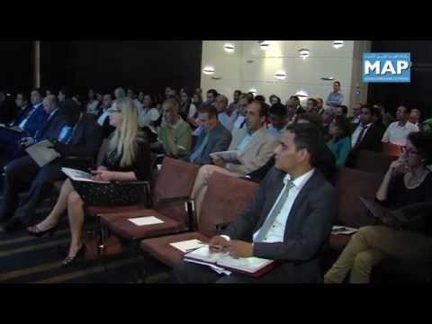 """Conférence débat, sous le thème """"L'Afrique, la nouvelle dimension du Maroc"""""""