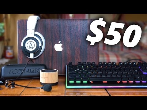 Top Tech Under $50 - June
