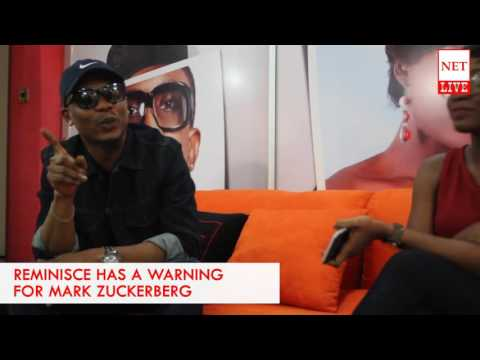 Reminisce Has A Message For Mark Zuckerberg