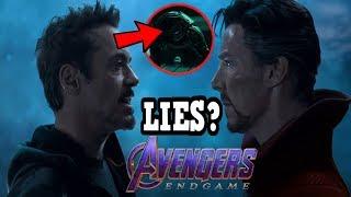 Avengers 4 ENDGAME Trailer IS LYING TO US REVEALED! Avengers Endgame Title EXPLAINED! ENDGAME?
