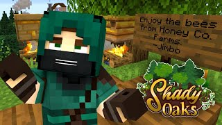 THE PRANKS ARE BACK....(evil face) - Shady Oaks SMP (Minecraft)