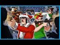 SCAAAAARY CHRISTMAS!! - Call of Duty Zombies Funny Moments! (BO3 Custom Zombies)