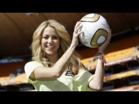 Football Song 2018 - Fifa World Cup Official Song By Shakira. ( Shakira New Song)