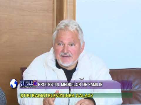 MEDICII DE FAMILIE DIN MEHEDINTI PROTESTEAZA