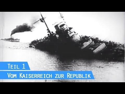 Die Warnung von Weimar - Teil 1: Vom Kaiserreich zur Re ...