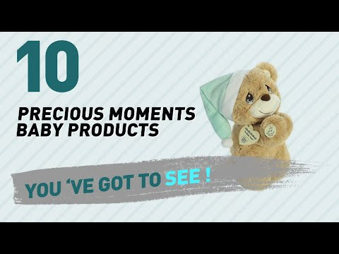 Precious Moments Baby Products Video Collection // New & Popular 2017