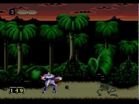 Mega Drive Longplay [169] Doom Troopers - The Mutant Chronicles