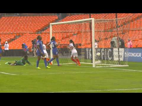 CONCACAF Field Access: Costa Rica vs Martinique Highlights